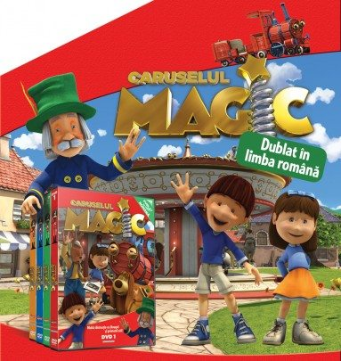 caruselul magic