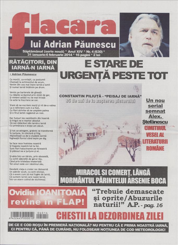 flacara-lui-adrian-paunescu-romania-cover-nr-4-2014