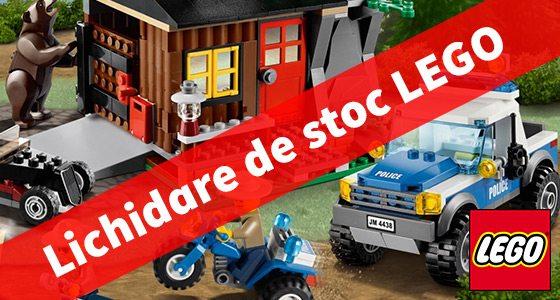lichidare stoc jucarii lego