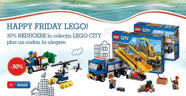 happy friday lego
