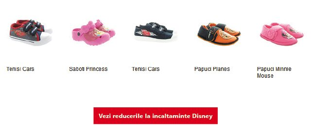 magazin-disney-incaltaminte