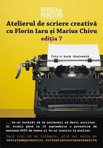 atelier-de-scriere-creativa-marius-chivu-florin-iaru