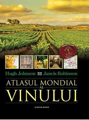 atlasul mondial al vinului
