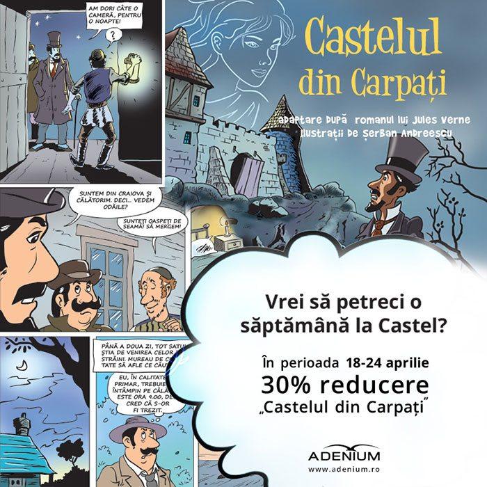 Castelul din Carpați