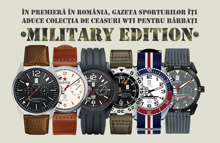ceasuri wti military edition