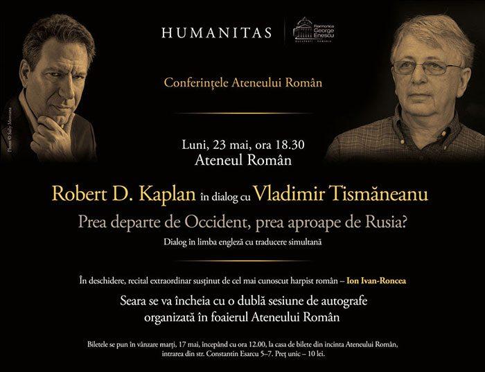 Robert D Kaplan