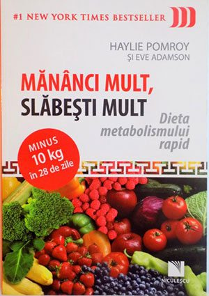 Dieta metabolismului rapid