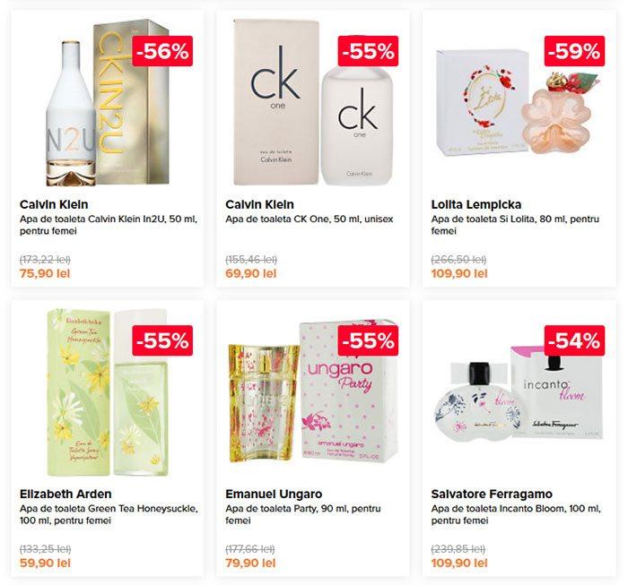 lichidare stoc parfumuri