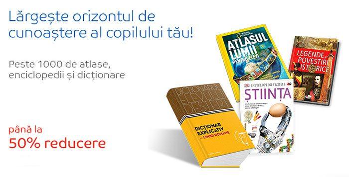 atlase și dicționare