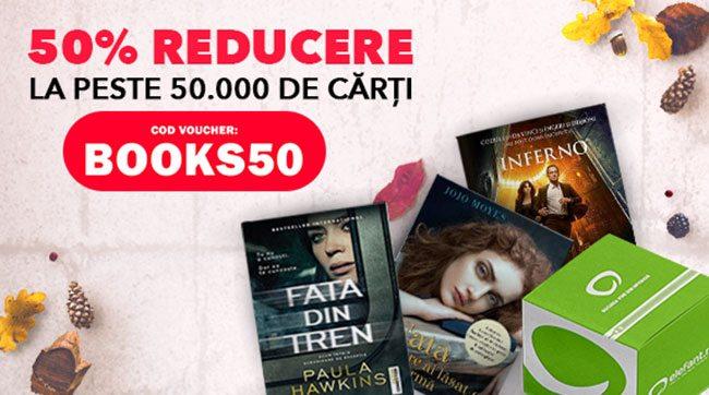promoții cărți