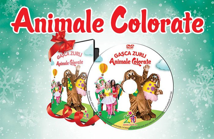 Animale colorate