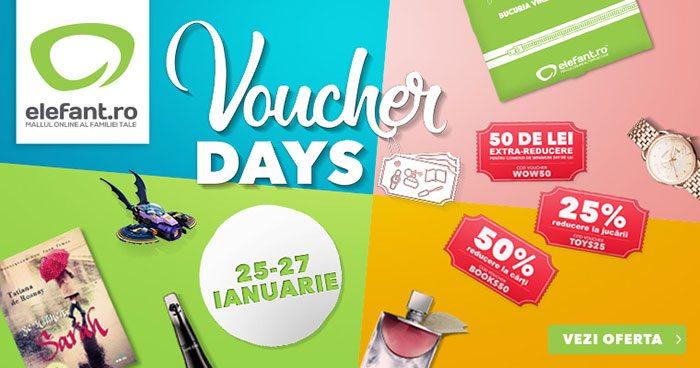 voucher days