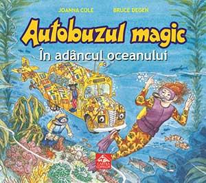 Autobuzul magic. În adâncul oceanului