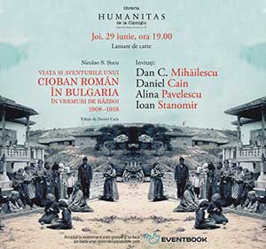 Viata si aventurile unui cioban roman in Bulgaria in vremuri de razboi