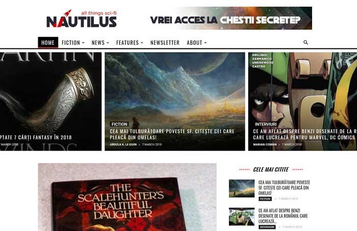 Revista Nautilus