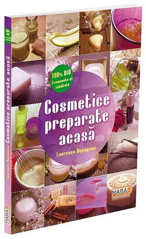 Cosmetice preparate acasă