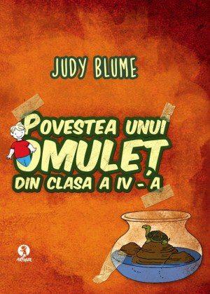 Judy Blume, Povestea unui omulet din clasa a IV-a