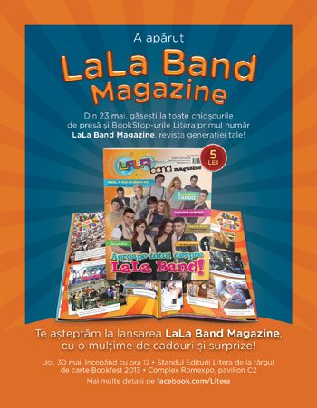 Lansare-Lala-Band-Magazine