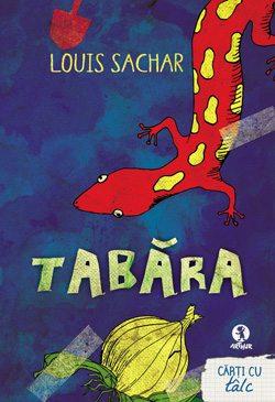 Louis Sachar, Tabara