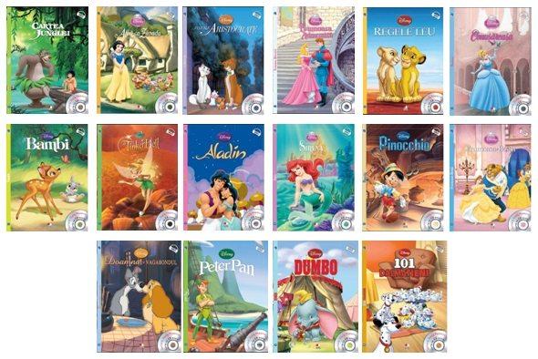 colectie_Libertatea_-_carti_Disney_+_CD_Audio